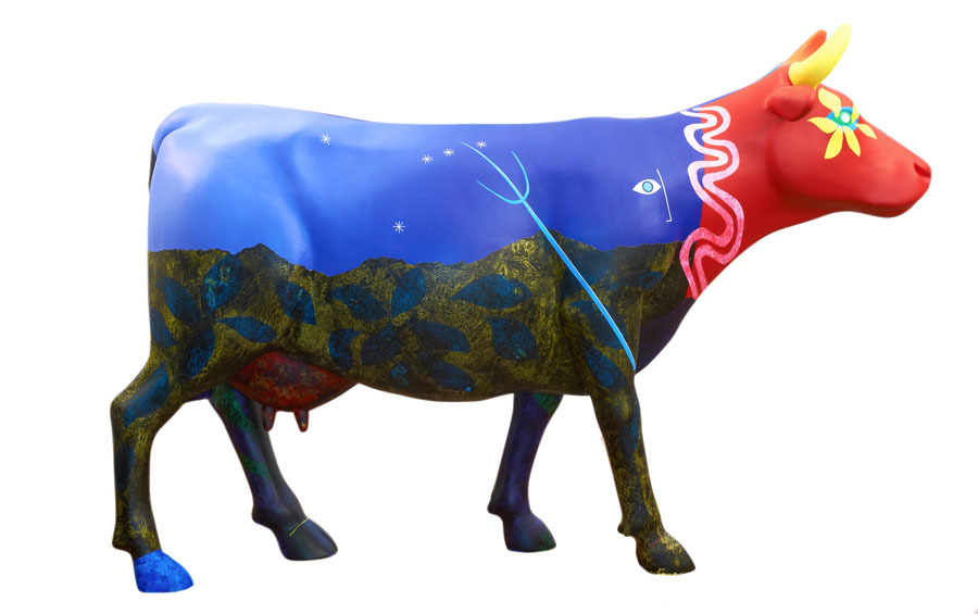 marvin harris sacred cow essay Get an answer for 'how does marvin harris explain how the cow became sacred in indiaindia's sacred cow story' and find homework help for other social sciences questions at enotes.